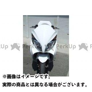 送料無料 才谷屋 スカイウェイブ250 カウル・エアロ フェイスマスク TYPE-B 未塗装