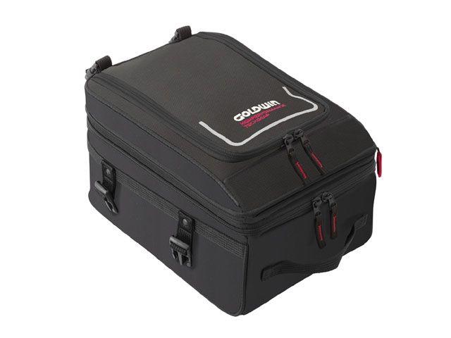 送料無料 ゴールドウイン GOLDWIN ツーリング用バッグ GSM17603 シートバッグ10 ブラック