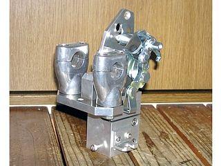 ミキピーデザイン ジャイロX ハンドル関連パーツ ジャイロX用 バーハンKIT 専用パーキングロックユニット付
