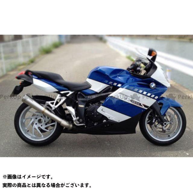 スーパーバイク K1200S K1200S S.P.L メガフォンスタイル チタン SuperBike