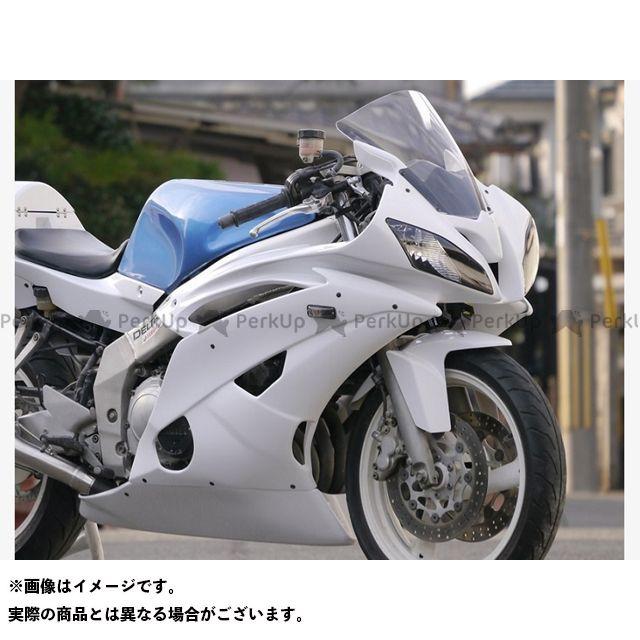 才谷屋 FZR250R フルカウル/ストリート 仕様:ウィンカー穴ナシ カラー:白ゲル 才谷屋ファクトリー