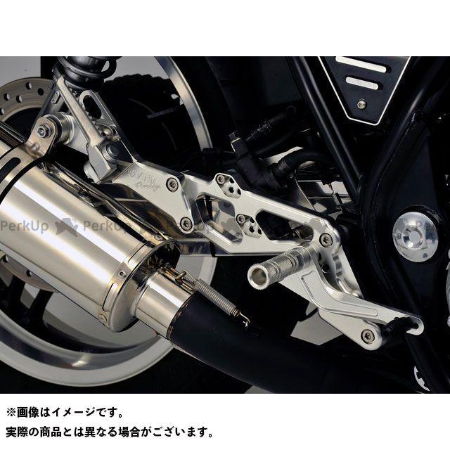 送料無料 オーバーレーシング CB1100 CB1100EX バックステップ関連パーツ バックステップ 4ポジション