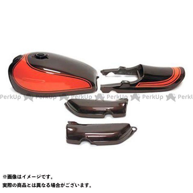 ドレミ Z1・900スーパー4 Z1 ペイント済タンクセット カラー:火の玉 DOREMI COLLECTION