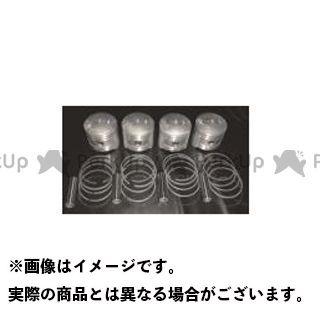 ドレミ Z1・900スーパー4 Z-1 66.5mmピストンキット カラー:後期型セットA DOREMI COLLECTION