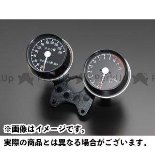 ドレミ Z1・900スーパー4 Z2・750ロードスター レーシングメーターAssy(ブラケット付き)