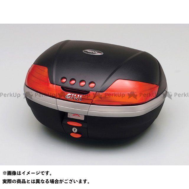 送料無料 ジビ ZRX1200ダエグ 汎用 ツーリング用ボックス モノキーケース V46シリーズ(ストップランプ無し) 未塗装ブラック