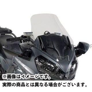 【エントリーで更にP5倍】ジビ 1400GTR・コンコース14 エアロダイナミクススクリーンDSシリーズ(D407STクリアー) GIVI