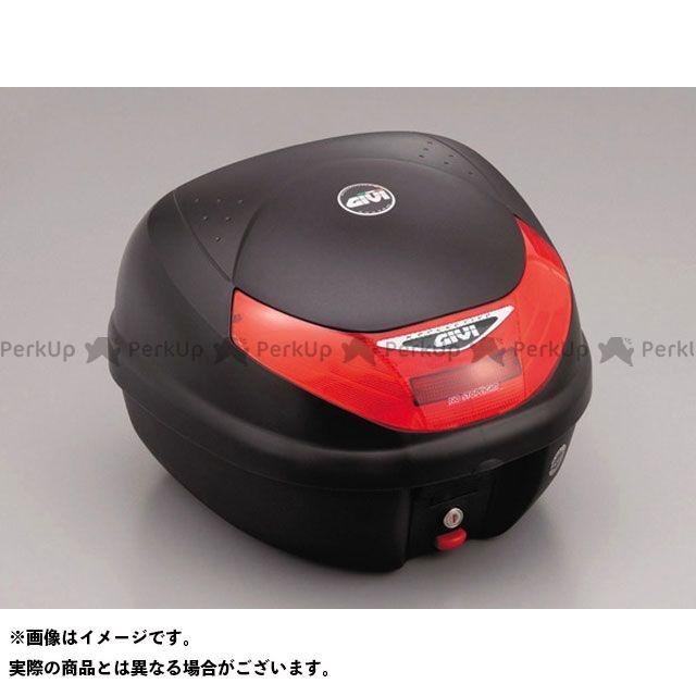 ジビ モノロックケース TOUR E30TN シリーズ E30TN/未塗装ブラック メーカー在庫あり GIVI