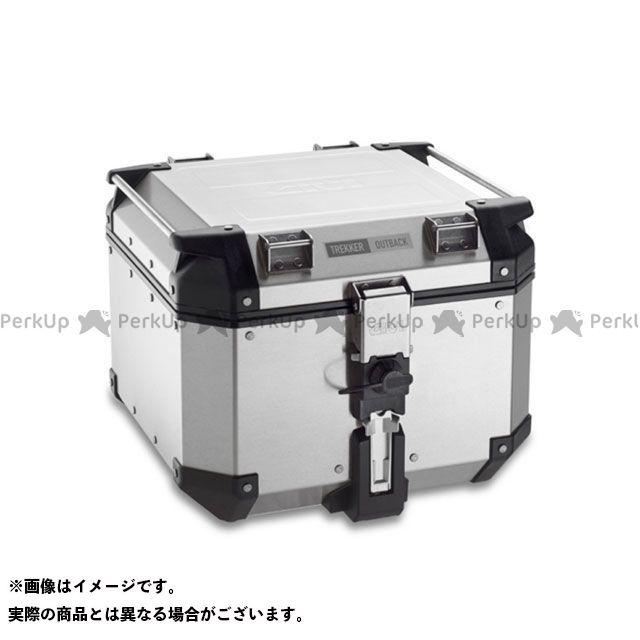 送料無料 ジビ NC700X NC750X 汎用 ツーリング用ボックス モノキーケース TREKKER OUTBACKシリーズ(ストップランプ無し) 42L OBK42AD
