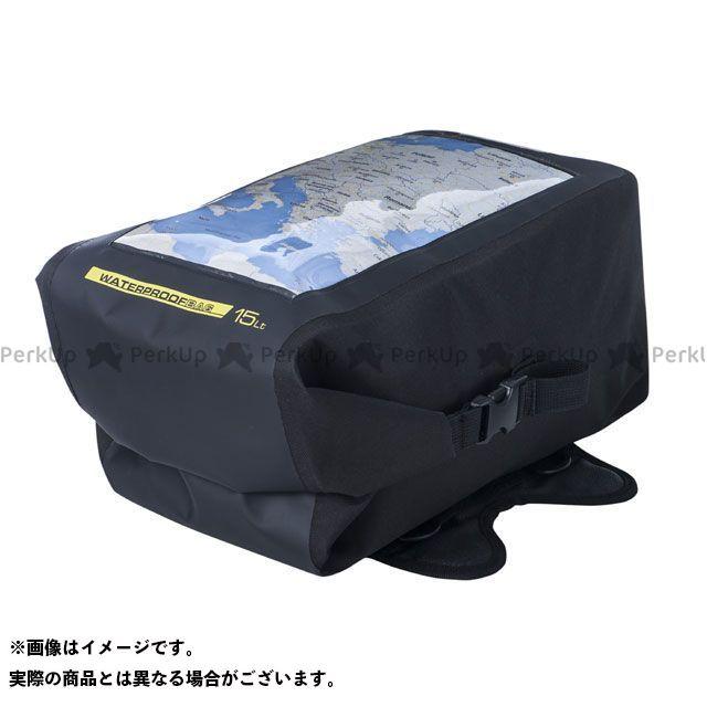 送料無料 ジビ CB400スーパーフォア(CB400SF) 汎用 ツーリング用バッグ PTB01 防水タンクバッグ(15L)