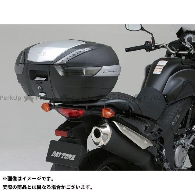 送料無料 ジビ Vストローム650 キャリア・サポート SR3101 スペシャルラック