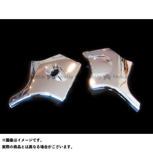【無料雑誌付き】ケンテック イントルーダーC&ブルバード/メッキネックカバー KENTEC
