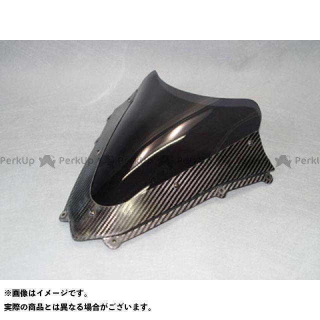 エーテック ニンジャH2(カーボン) エアロスクリーン ドライカーボンケブラー クリアー A-TECH