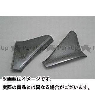エーテック CBR1100XXスーパーブラックバード フレームヒートガード 材質:綾織カーボン A-TECH