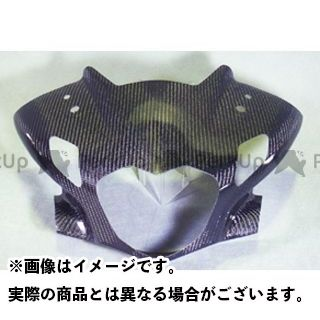 エーテック CBR250R アッパーカウルフロントマスク 材質:カーボンケブラー A-TECH