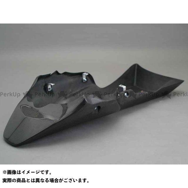 エーテック エックスイレブン アンダーカウル 材質:FRP/白 A-TECH