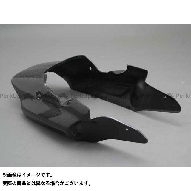 送料無料 エーテック エックスフォー カウル・エアロ テールカウルSPL FRP/白