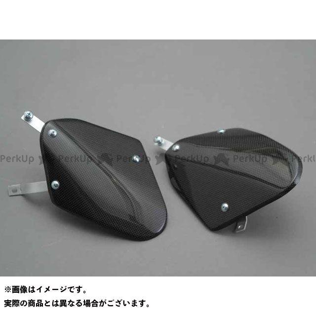 エーテック エックスフォー フレームヒートガード 左右セット 材質:カーボン A-TECH