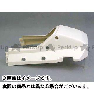 送料無料 エーテック GPZ750R ニンジャ900 カウル・エアロ シートカウルSTD FRP/白