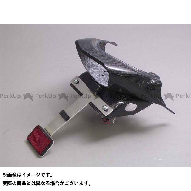 エーテック ニンジャ250R フェンダーレスキット 材質:綾織カーボン A-TECH