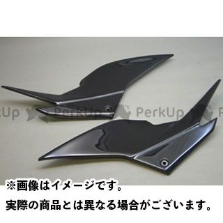 エーテック ニンジャ250R サイドカバーSTD 左右セット 材質:FRP/白 A-TECH