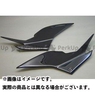 エーテック ニンジャ250R サイドカバーSTD 左右セット 材質:綾織カーボン A-TECH