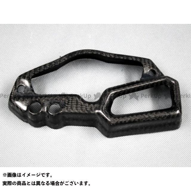 エーテック ニンジャ250 メーターカバー 材質:綾織カーボン A-TECH