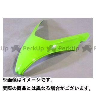 エーテック ニンジャ400R ノーマルスクリーン用スクリーントリム カーボンケブラー
