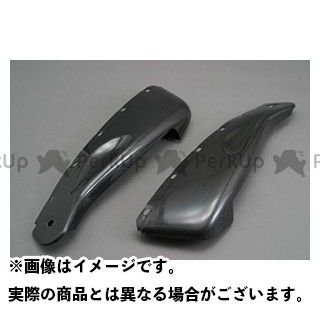 エーテック ZZR1100 ハーフサイドカウルセット 左右セット 材質:平織カーボン A-TECH