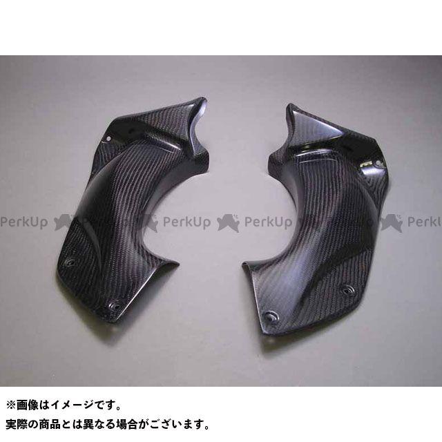 エーテック ZZR1400 アッパーカウルインナーセット 材質:FRP/白 A-TECH
