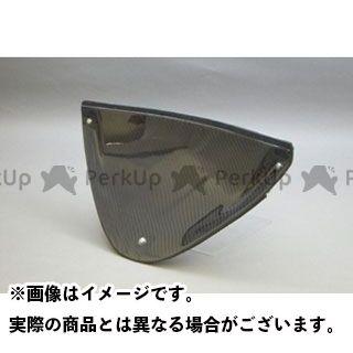 エーテック ZZR1400 アンダーカウルセンターパネル FRP/黒