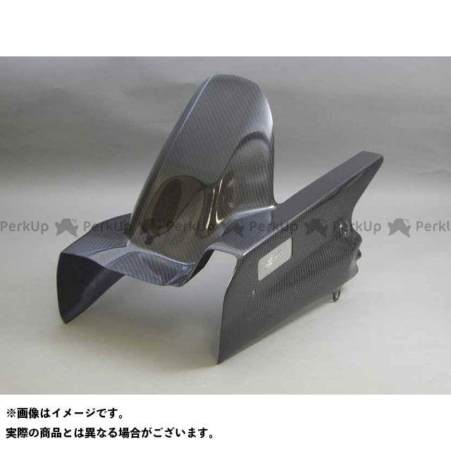 エーテック ZZR1400 リアフェンダー フルカバータイプ 材質:カーボンケブラー A-TECH