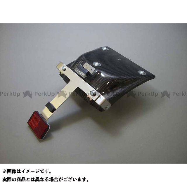エーテック ZZR1400 フェンダーレスキット 材質:FRP/黒 A-TECH