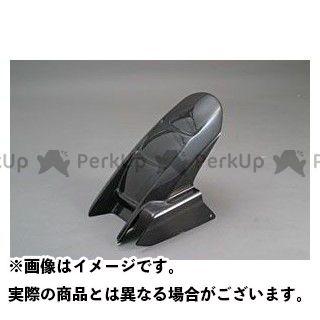 エーテック Z1000 リアフェンダー 材質:平織カーボン A-TECH