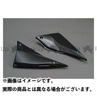 【エントリーで最大P21倍】エーテック Z1000 サイドカバー 材質:平織カーボン A-TECH