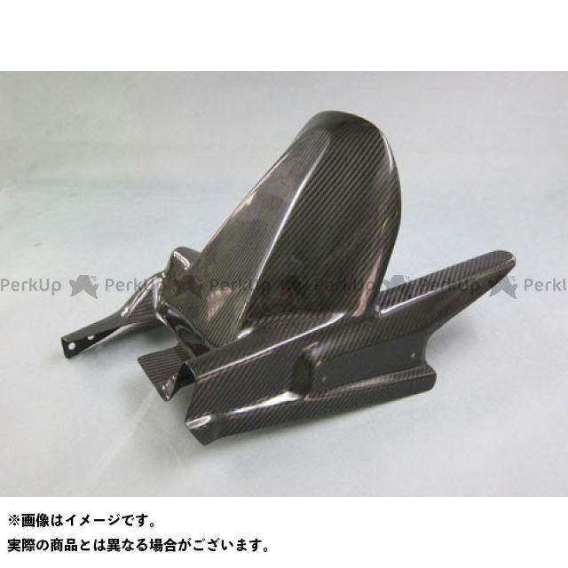 エーテック Z1000 リアフェンダー SPL 材質:平織カーボン A-TECH