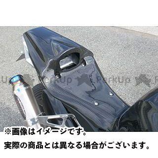 エーテック ニンジャZX-10R シングルシートカウル FRP/白