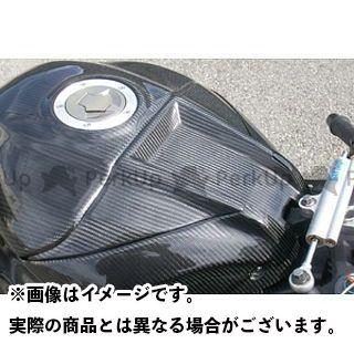 エーテック ニンジャZX-10R タンクフロントカバー 材質:綾織カーボン A-TECH