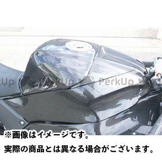 エーテック ニンジャZX-10R タンクサイドカバー 材質:FRP/黒 A-TECH