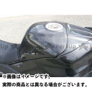 エーテック ニンジャZX-10R タンクカバータイプR 材質:FRP/白 A-TECH