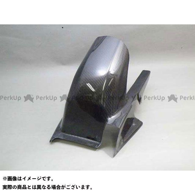 エーテック ZRX1200ダエグ リアフェンダー 材質:ドライカーボン A-TECH