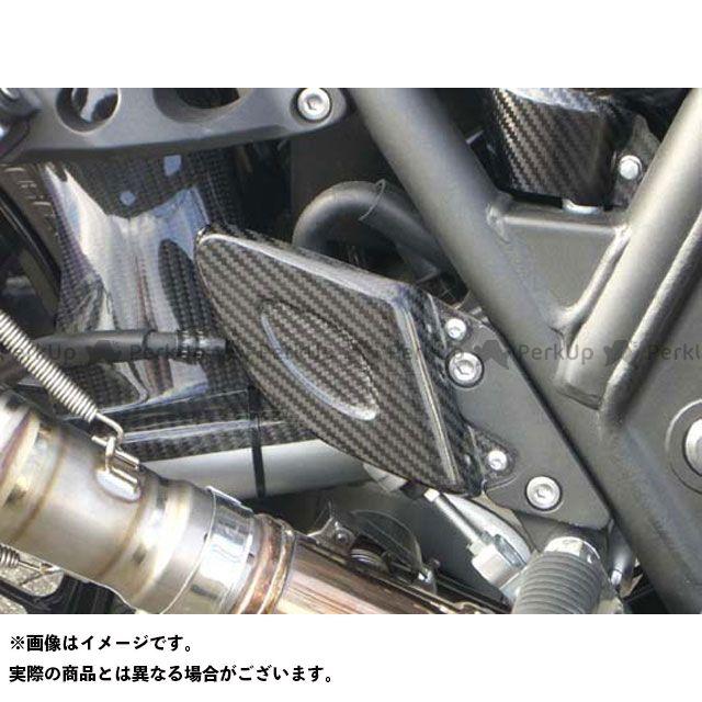 エーテック ZRX1200ダエグ ヒールガード 材質:カーボンケブラー A-TECH