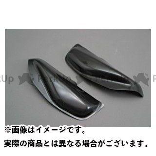 エーテック ニンジャZX-12R タンクサイドカバー 左右セット 材質:綾織カーボン A-TECH