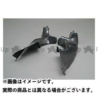 ニンジャZX-12R アッパーカウルインナー エーテック A-TECH 材質:カーボンケブラー 左右セット
