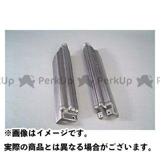 【エントリーで更にP5倍】エーテック Dトラッカー フロントフォークガード タイプ:左右セット 材質:平織カーボン A-TECH