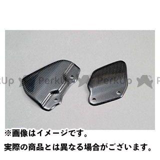 エーテック Dトラッカー リアブレーキヒールガードセット 材質:平織カーボン A-TECH