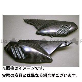 エーテック DトラッカーX サイドカバー SPL 材質:カーボンケブラー A-TECH