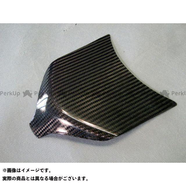 エーテック ニンジャH2R タンクフロントプレート 材質:ドライカーボンケブラー A-TECH