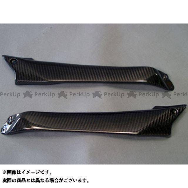 エーテック ニンジャH2R ニンジャH2(カーボン) タンクサイドカバー 左右セット 材質:綾織ドライカーボン A-TECH