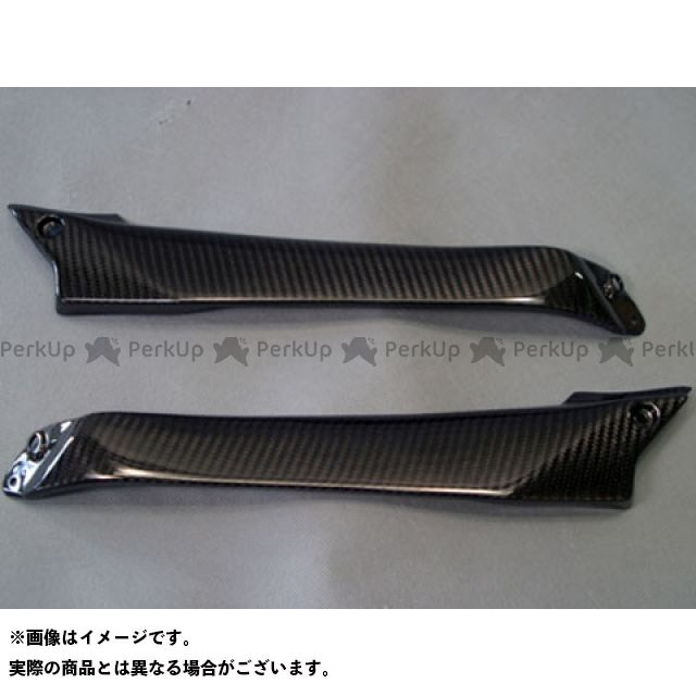エーテック ニンジャH2R ニンジャH2(カーボン) タンクサイドカバー 左右セット 材質:平織ドライカーボン A-TECH